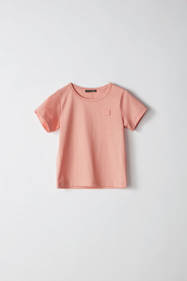 Acne Studios Mini Nash Face Pale Pink 375x