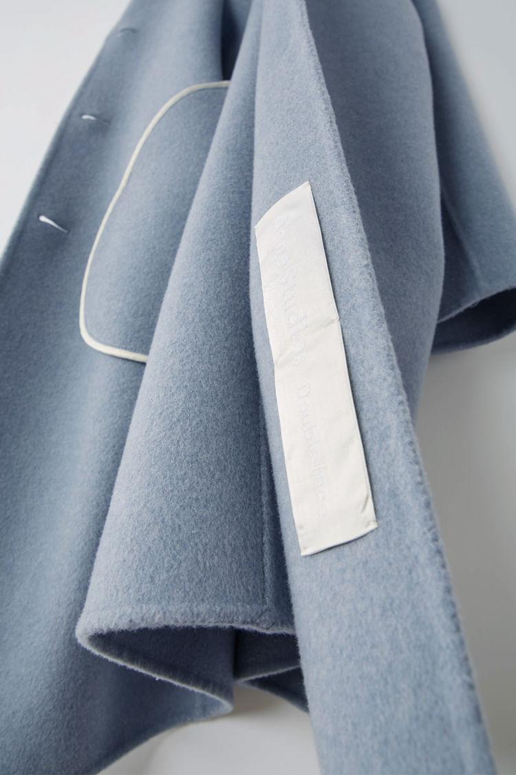 Acne Studios - Avalon Double Pale blue melange - 6