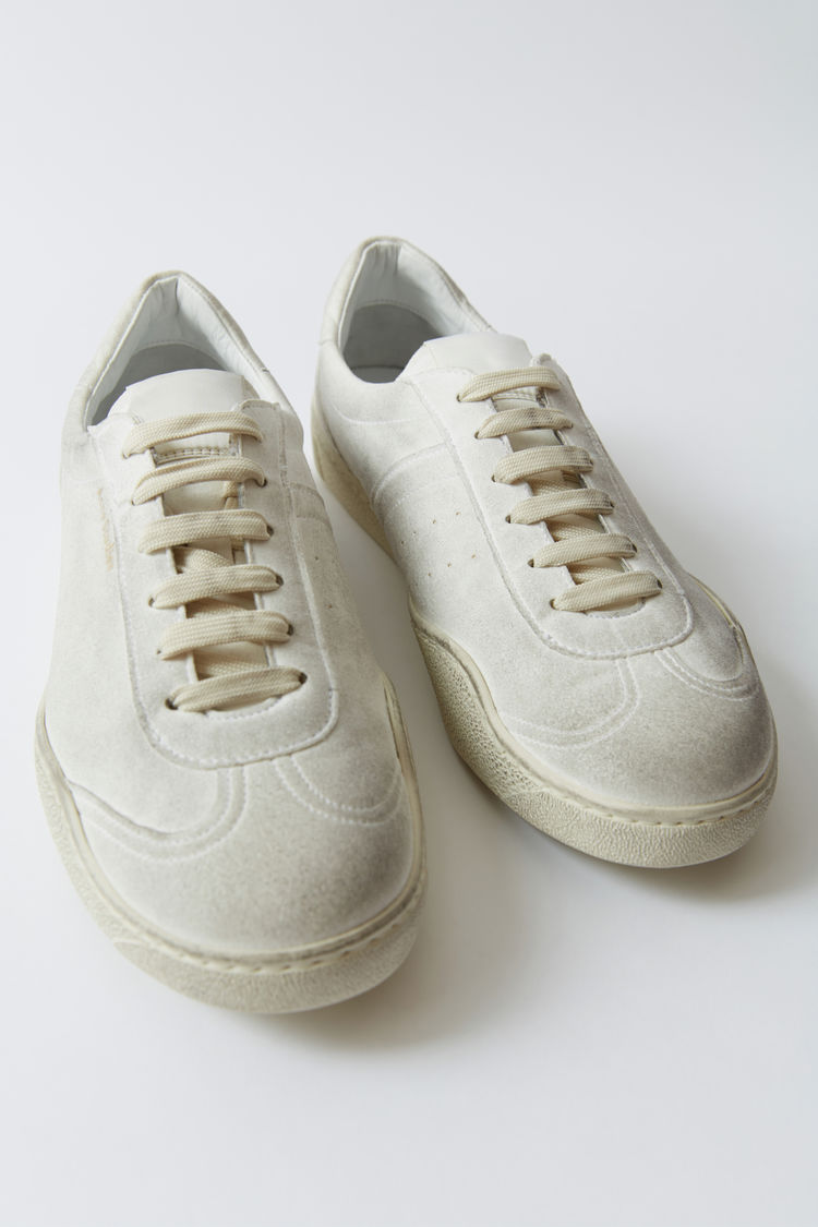 Acne Studios - Lars Tumbled White - 3
