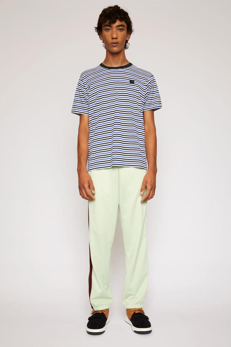 아크네 스튜디오 Acne Studios Panelled lounge pants pastel green