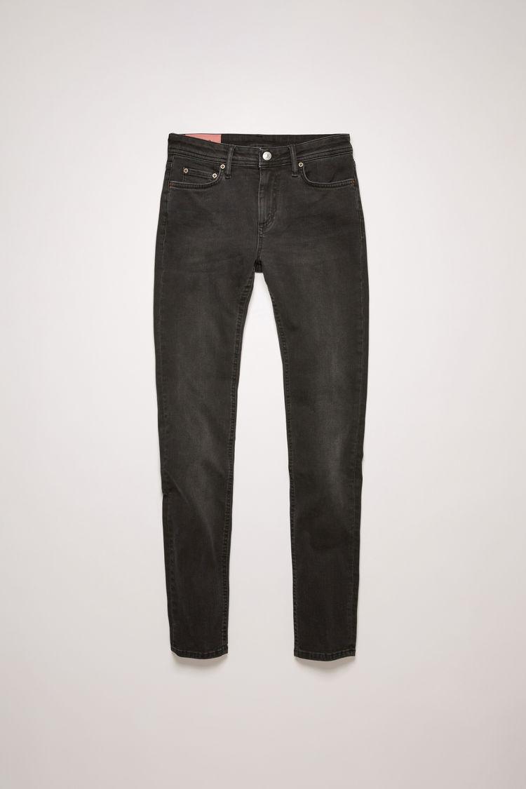 아크네 스튜디오 Acne Studios Mid-rise skinny jeans