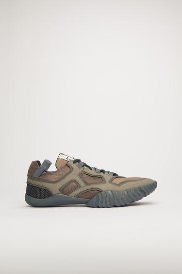 아크네 스튜디오 Acne Studios Berun M sneakers taupe/grey
