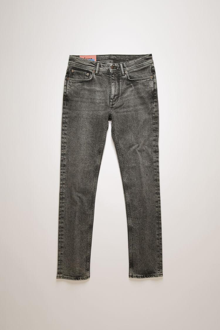 아크네 스튜디오 Acne Studios Skinny fit jeans washed black
