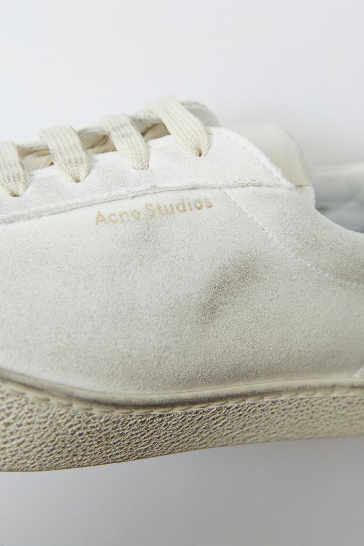 Acne Studios - Lars Tumbled White - 6