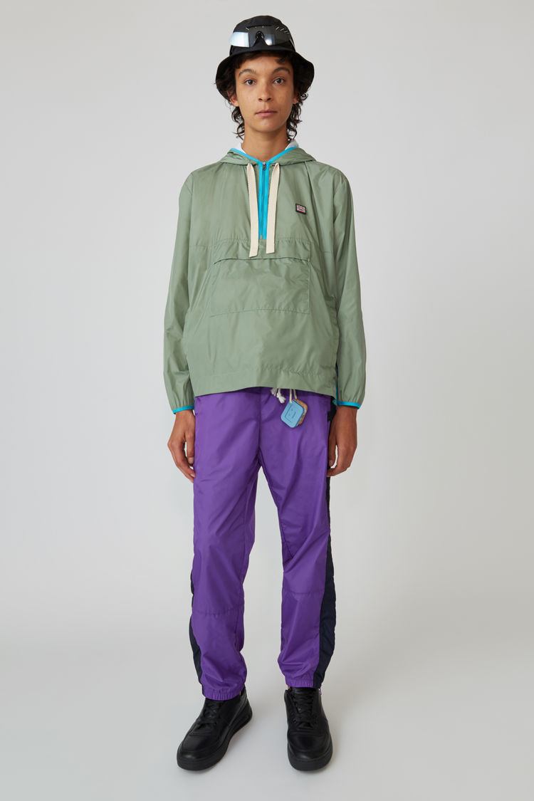 아크네 스튜디오 자켓 Acne Studios Anorak jacket dusty green