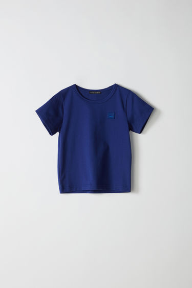 Acne Studios Mini Nash Face Royal Blue 375x