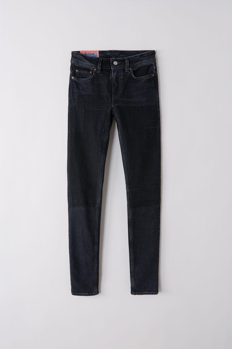 아크네 스튜디오 Acne Studios Skinny fit jeans black