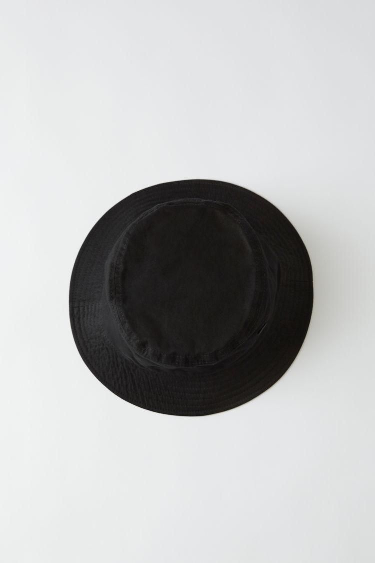 아크네 스튜디오 Acne Studios Bucket hat black