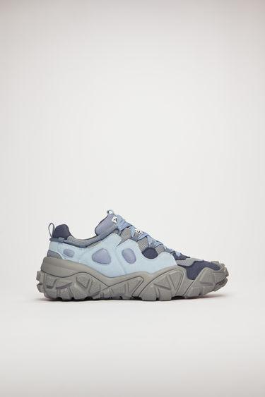 아크네 스튜디오 Acne Studios Bolzter M sneakers mineral blue