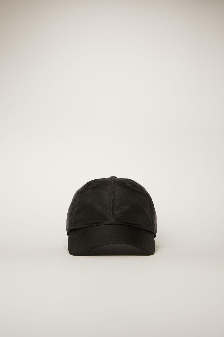 아크네 스튜디오 Acne Studios Face-patch cap black