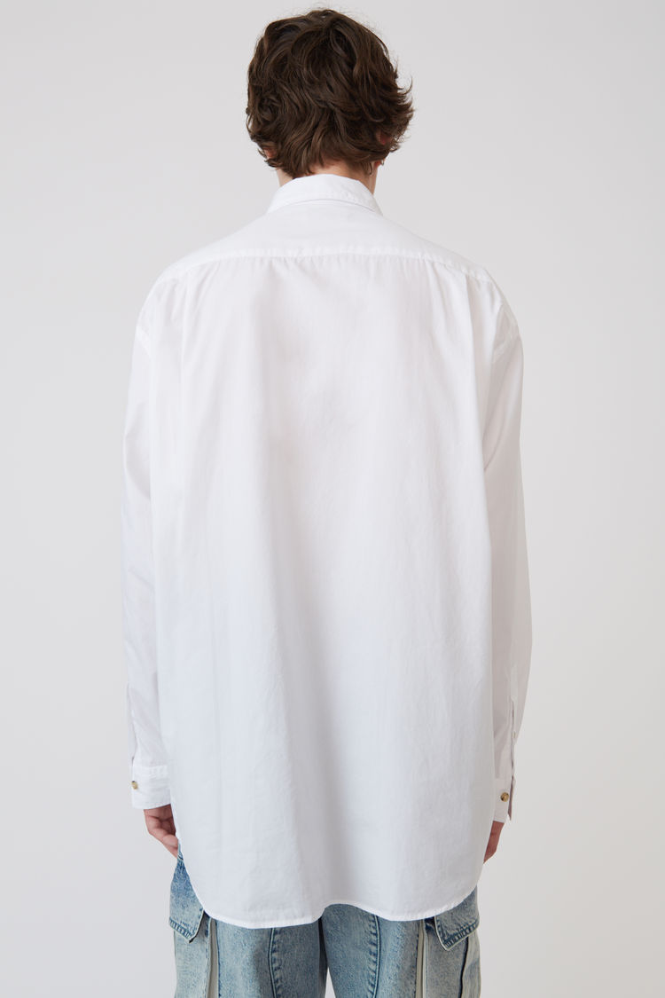 Acne Studios - Atlent New Soft Pop Optic White - 3