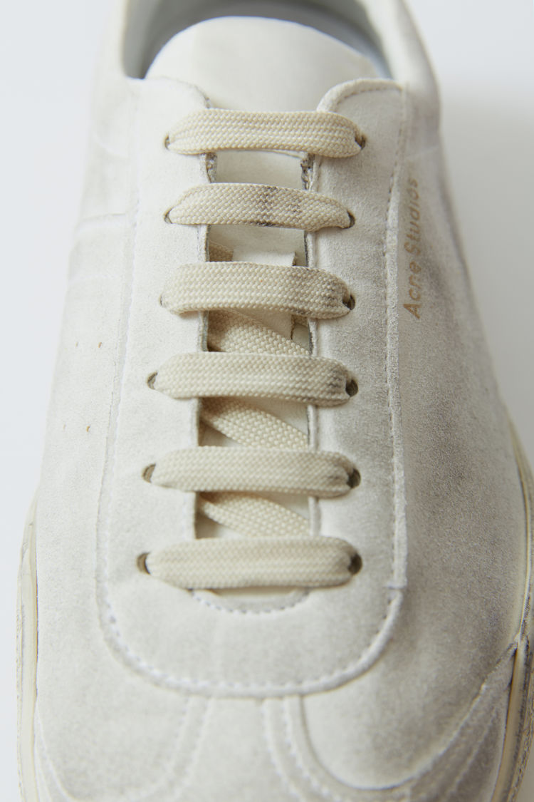Acne Studios - Lars Tumbled White - 5