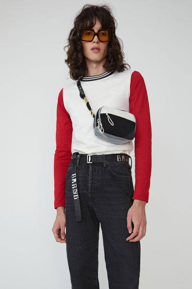아크네 스튜디오 Acne Studios Long-sleeved t-shirt off white