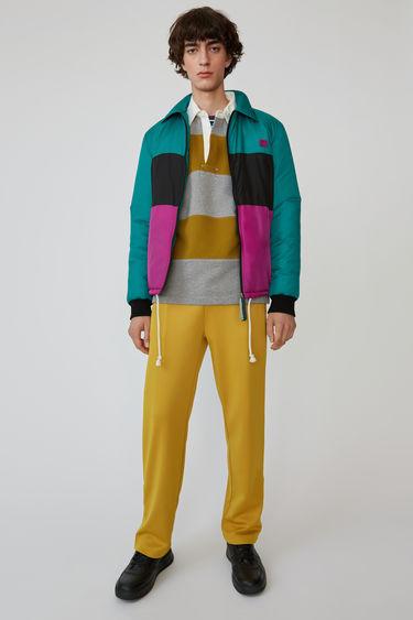 아크네 스튜디오 Acne Studios Short casual jacket bright green