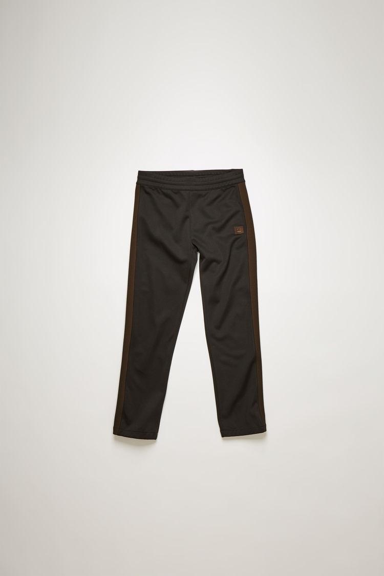 아크네 스튜디오 보이즈 팬츠 Acne Studios Mini lounge pants black