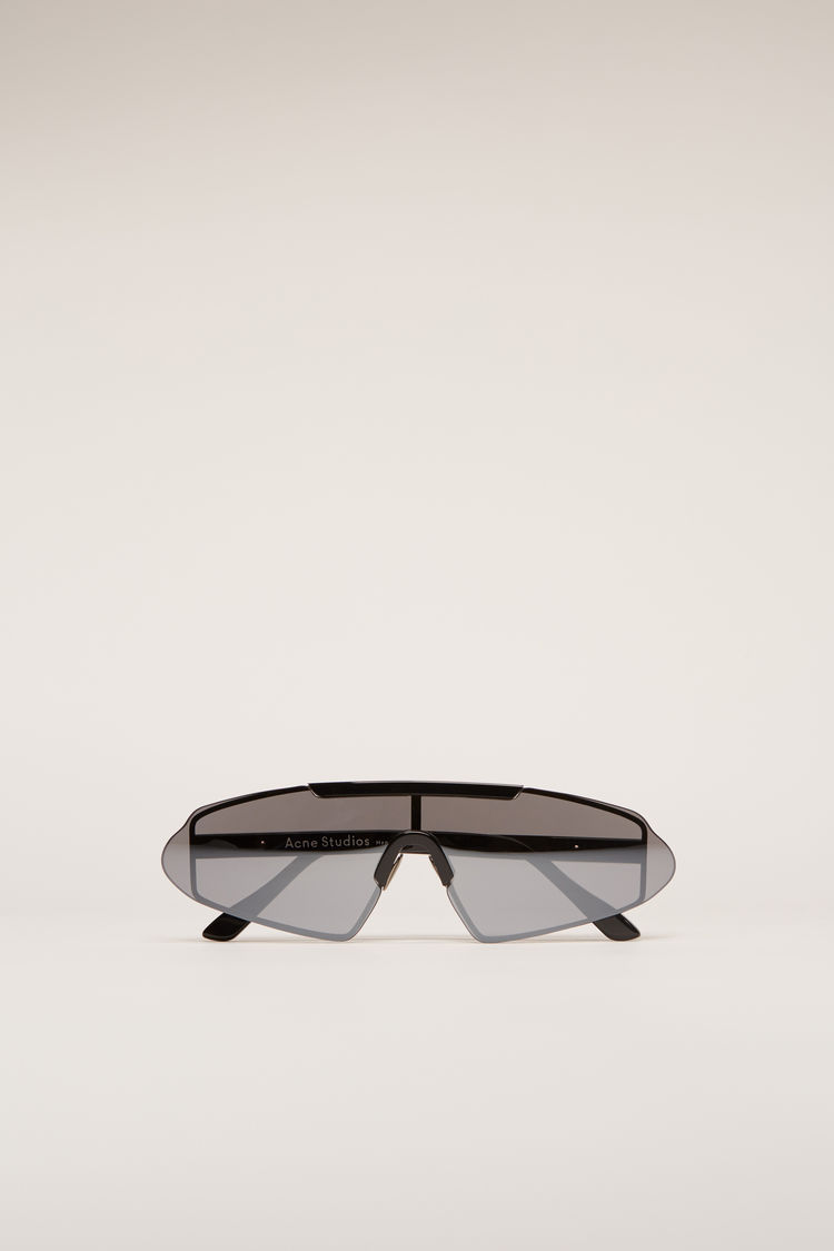 아크네 스튜디오 Acne Studios Frameless sunglasses black black/silver