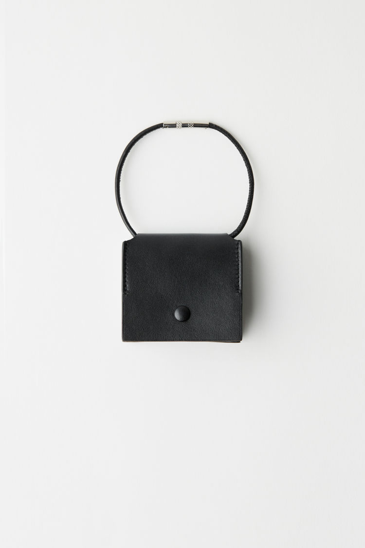 아크네 스튜디오 Acne Studios Coin purse black