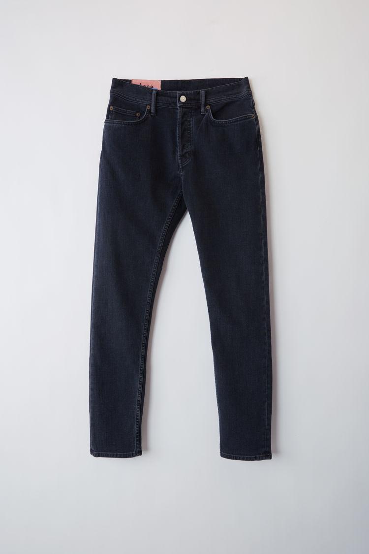 아크네 스튜디오 Acne Studios Slim tapered fit jeans blue/black