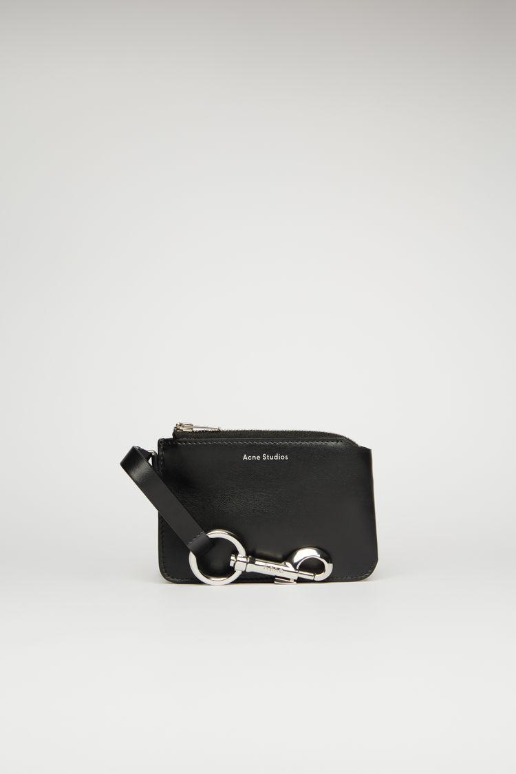 아크네 스튜디오 파우치 열쇠고리 Acne Studios Keychain pouch black