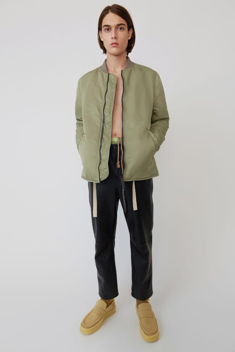 Acne Studios - Bomber jacket Stone grey - 1