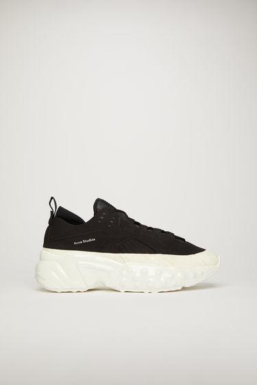 아크네 스튜디오 Acne Studios Rockaway Dip sneakers black/white