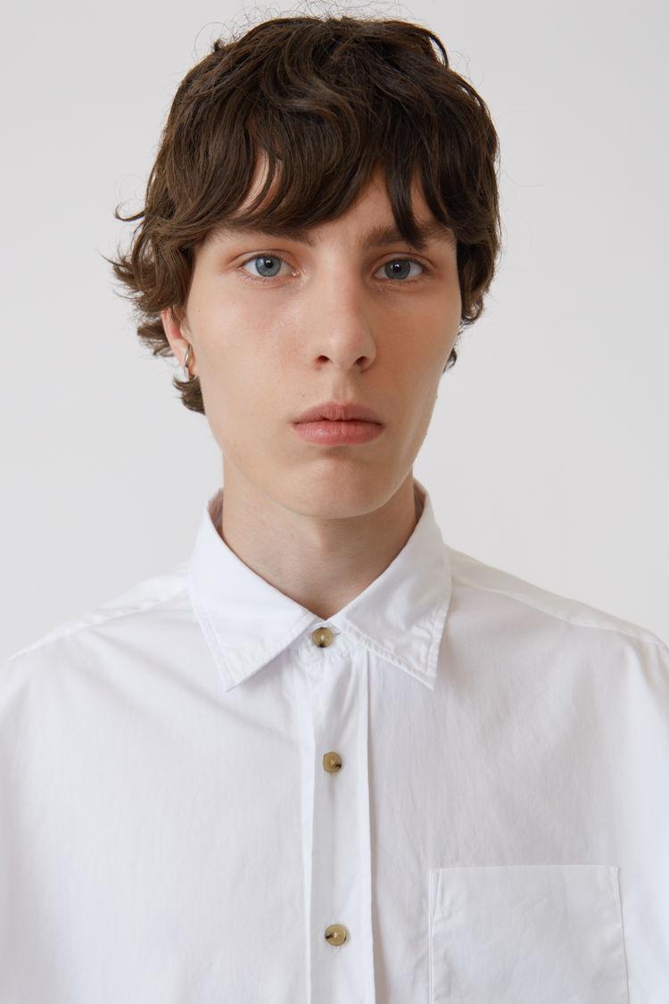Acne Studios - Atlent New Soft Pop Optic White - 2
