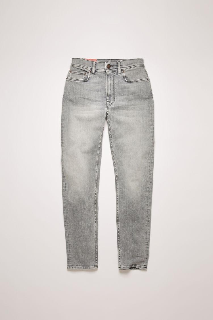 아크네 스튜디오 Acne Studios Slim tapered fit jeans stone grey