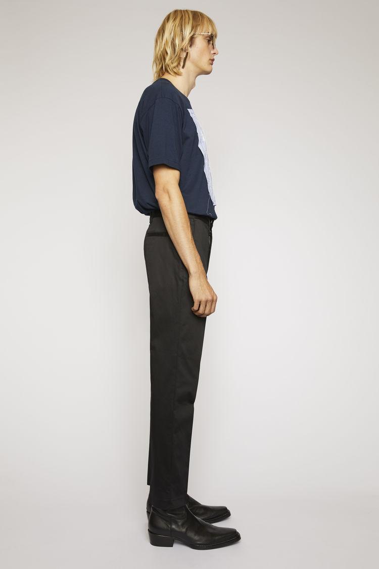 Acne Studios - Clean trousers Black - 4