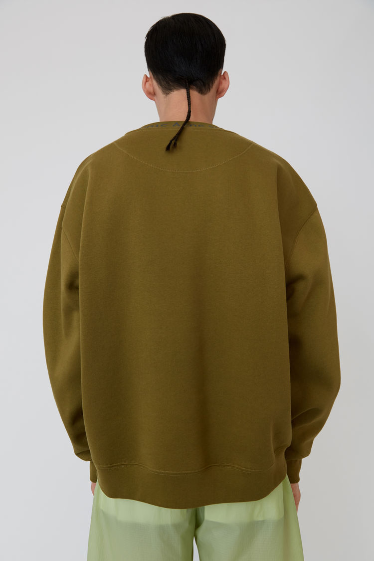 Acne Studios - Flogho Olive green - 3