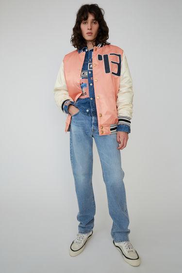 아크네 스튜디오 Acne Studios Varsity jacket pale pink