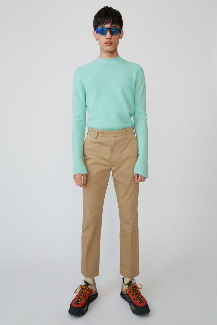 Acne Studios - Clean trousers Sand beige - 1