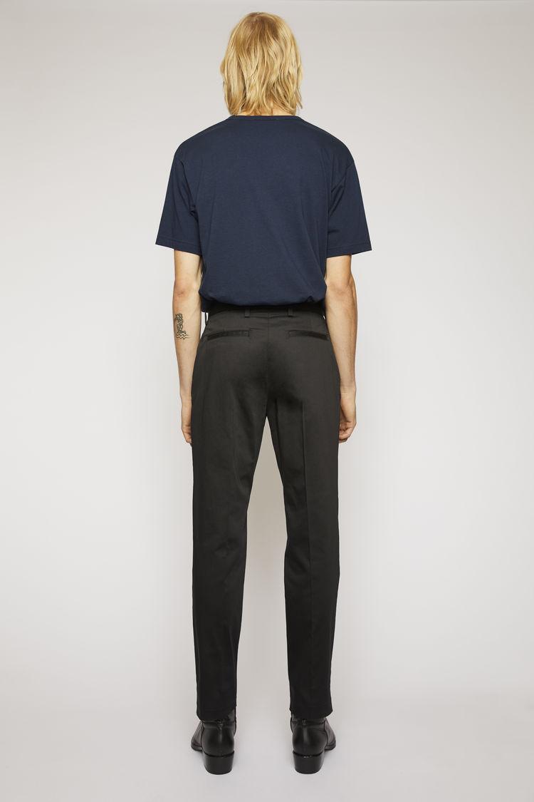 Acne Studios - Clean trousers Black - 2