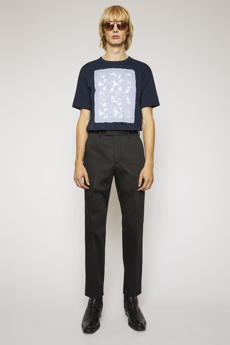 Acne Studios - Clean trousers Black - 1