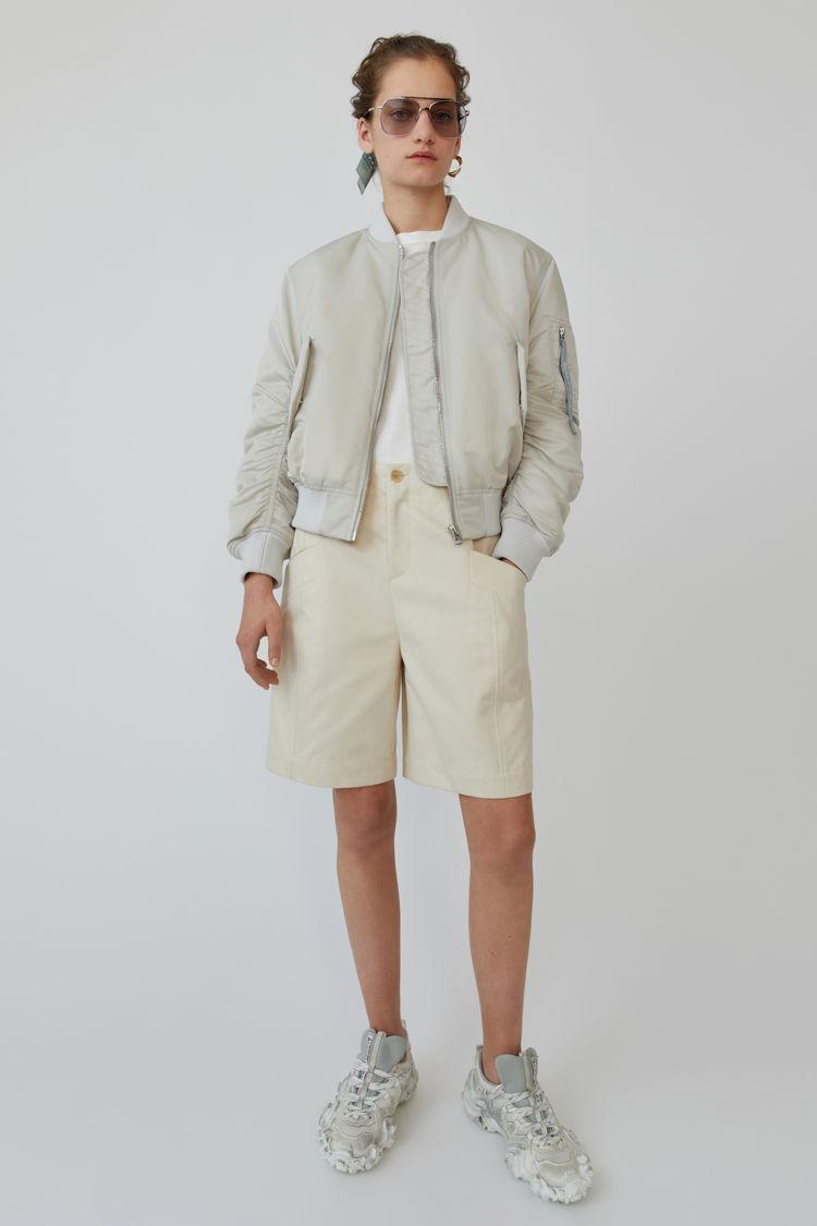 아크네 스튜디오 봄버 자켓 Acne Studios Bomber jacket platinum grey