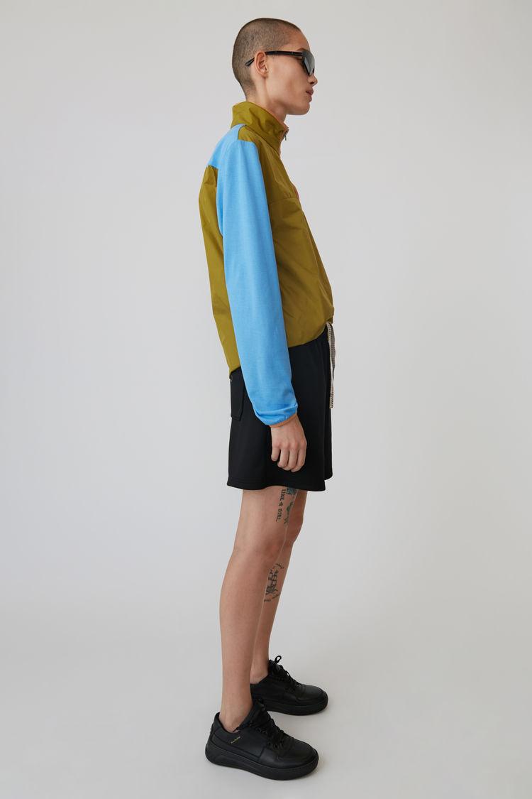 Acne Studios - Shorts in lockerer Passform Schwarz - 4