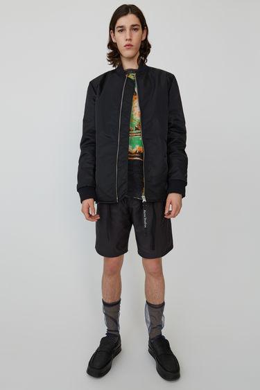 아크네 스튜디오 Acne Studios Nylon jacket black