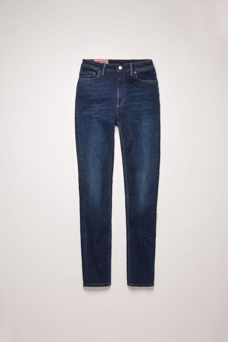 아크네 스튜디오 Acne Studios High-rise skinny jeans