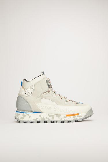 아크네 스튜디오 Acne Studios Trekking boots multi white