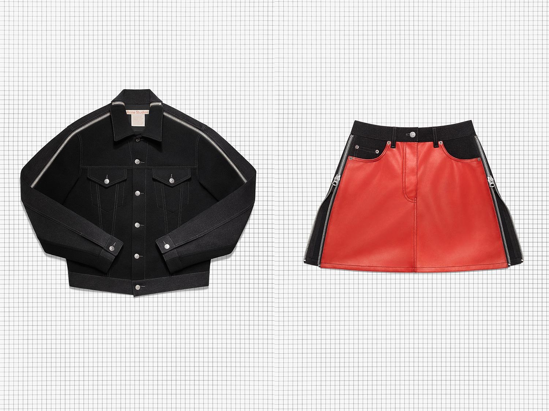 acne studios – konfektionskleidung, accessoires, schuhe und