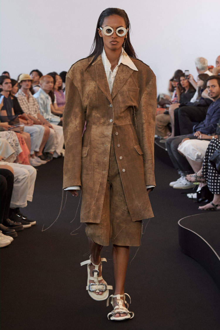 Acne Studios Women's Spring/Summer 2020 collection