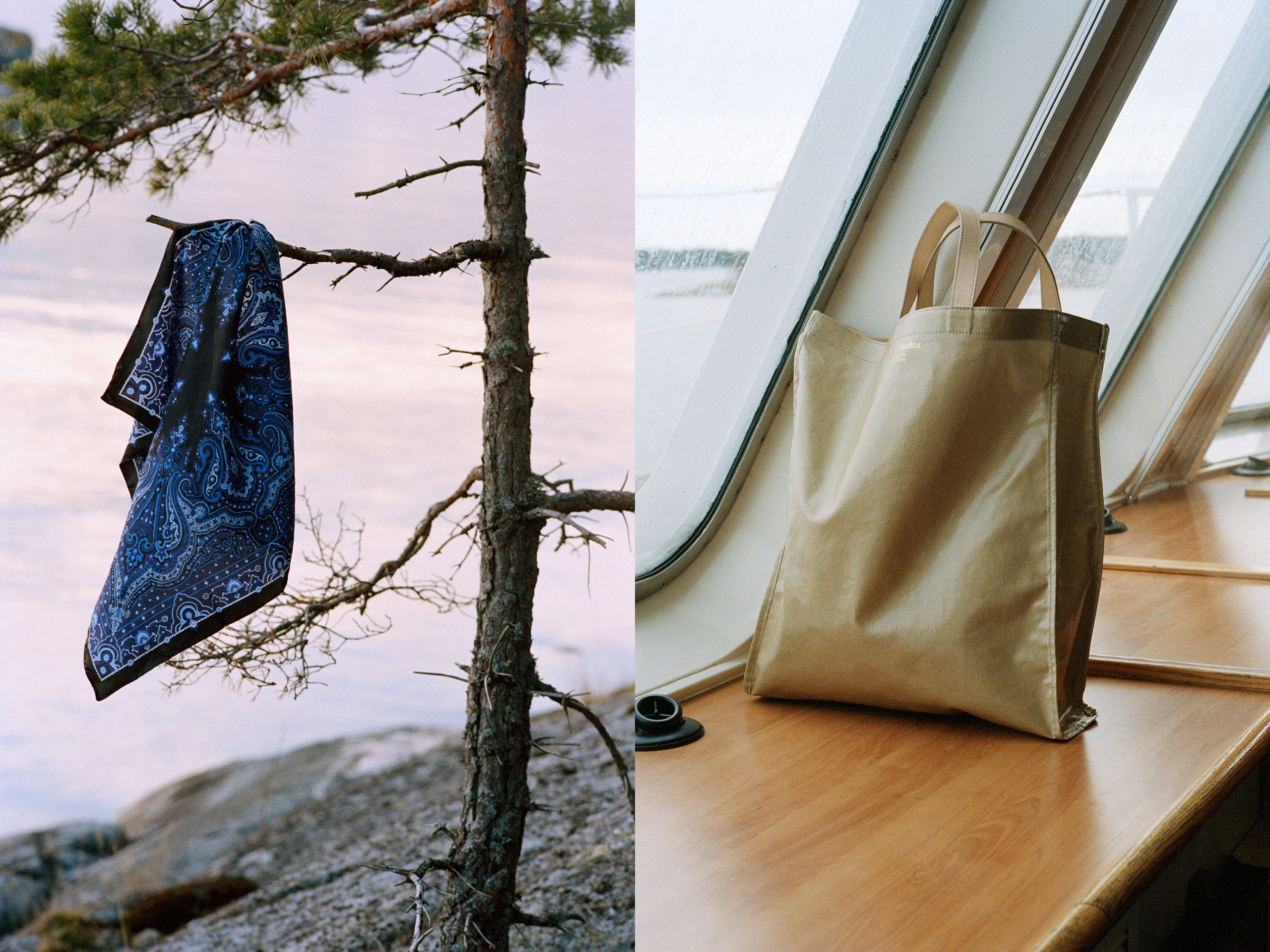 Woman Spring/Summer 2021 bandanas & bags