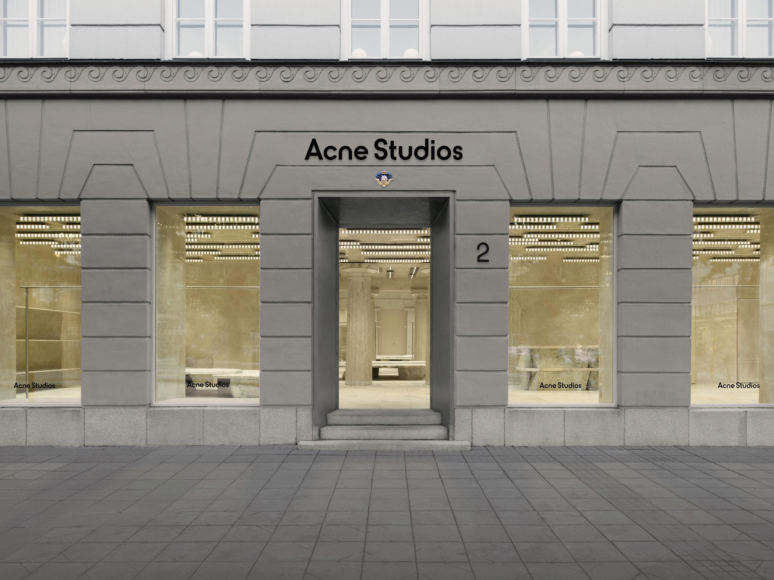 Acne Studios Norrmalmstorg