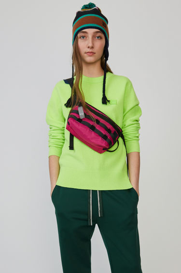Face FA-UX-KNIT000008 Lime green 750x
