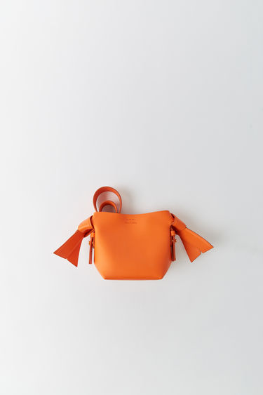 Leather goods FN-WN-BAGS000031 Orange 375x