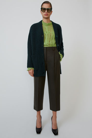 Ready-to-wear FN-WN-TROU000019 Forest green 375x