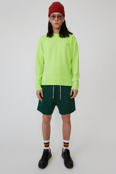 Face FA-UX-KNIT000008 Lime green 375x