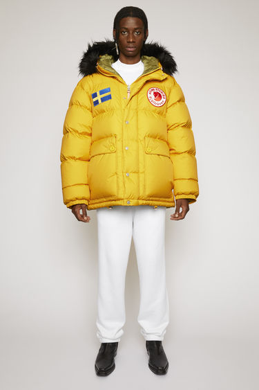 Fjällräven Expedition M A/F Sunflower yellow 375x