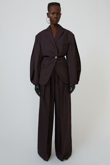 Ready-to-wear FN-WN-SUIT000096 Aubergine purple 375x