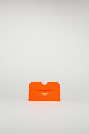 Leather goods FN-UX-SLGS000053 Fluo orange 375x