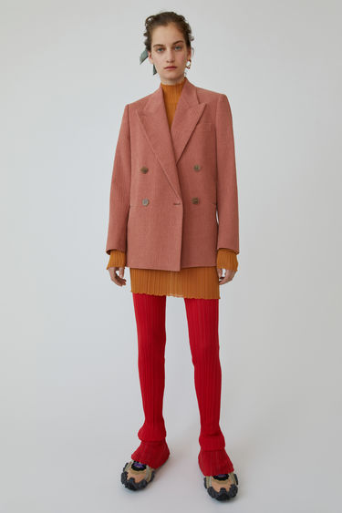 Ready-to-wear FN-WN-SUIT000024 Old pink 375x
